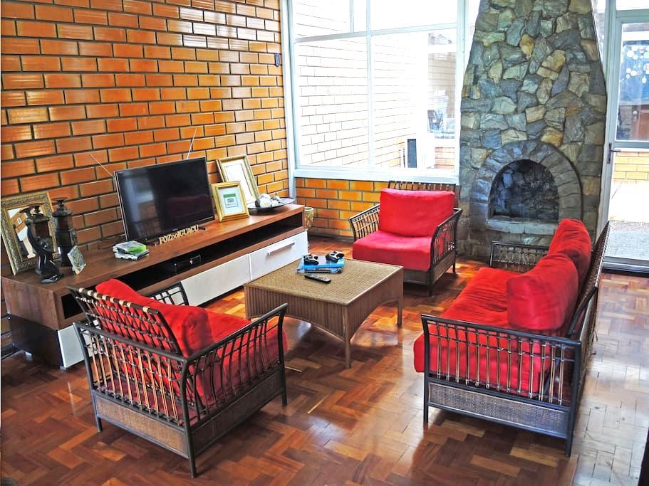 Deluxe Suite UpFront Lodge - Foz de Iguazú