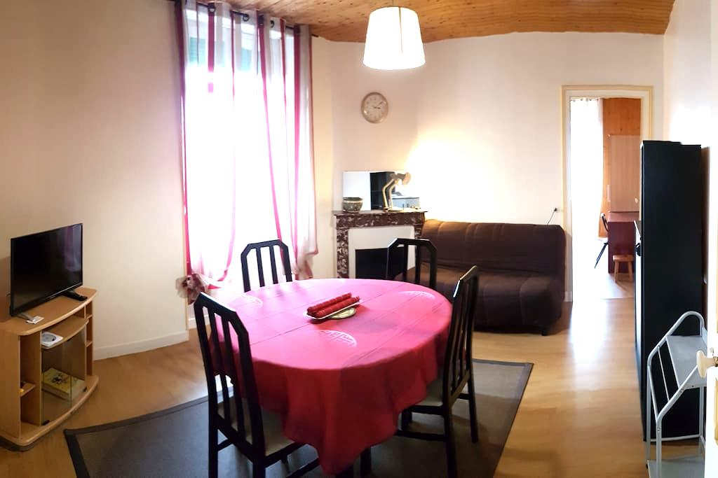 CHARMANT T2 49M PROCHE CENTRE VILLE - Bizanos - Apartment