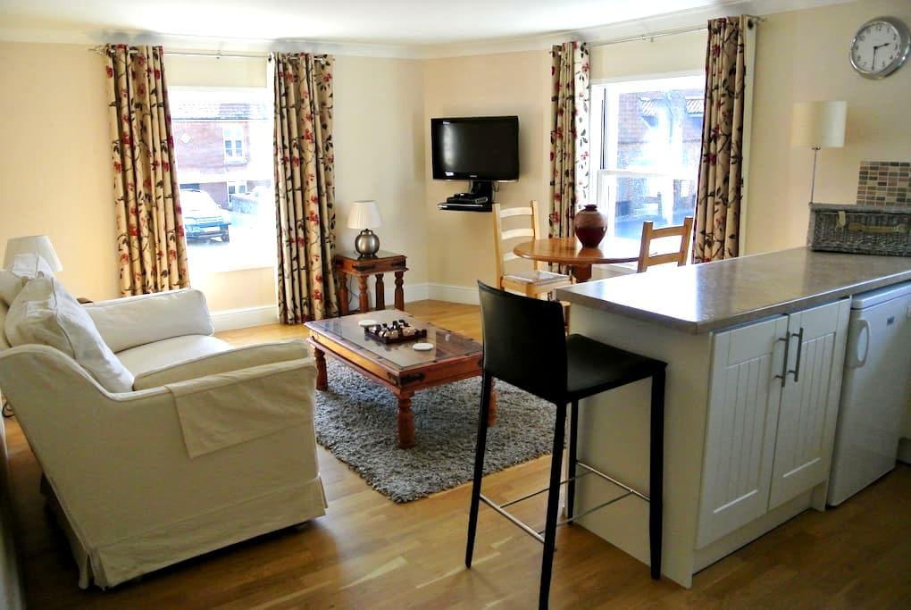 TideAway Luxury Seaside Apartment - Weybourne - Apartament