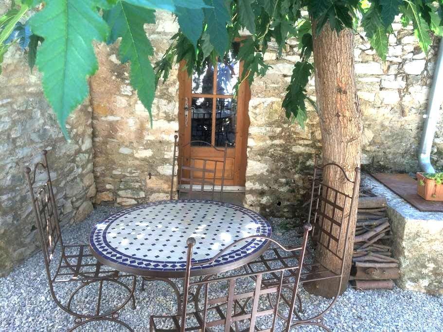 Studio in medieval village - Viols-le-Fort - Rumah