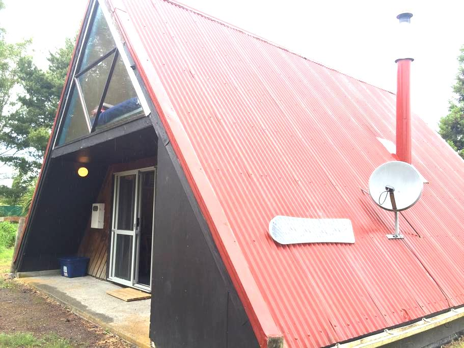 Centrally located Ohakune chalet - Ohakune - Rumah