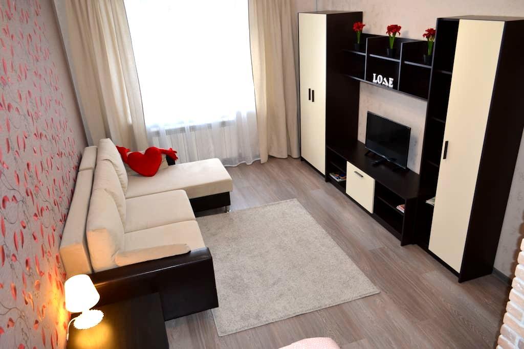 3 Новая квартира в Соловьиной роще - Smolensk - Flat