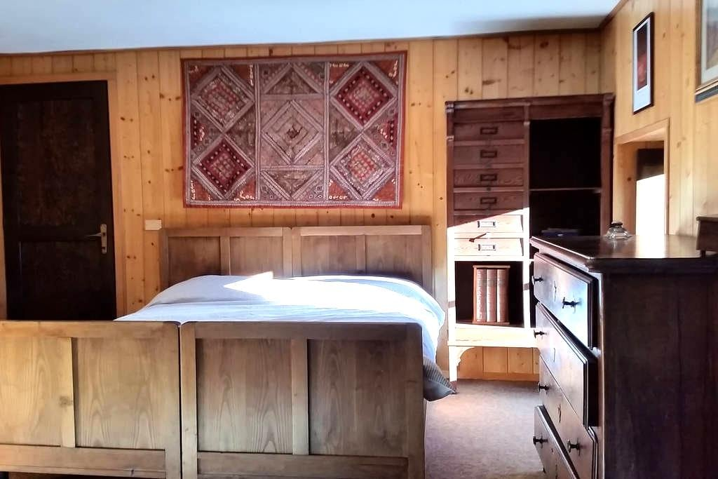 Double bedroom in 17th century house - San Carlo - Дом