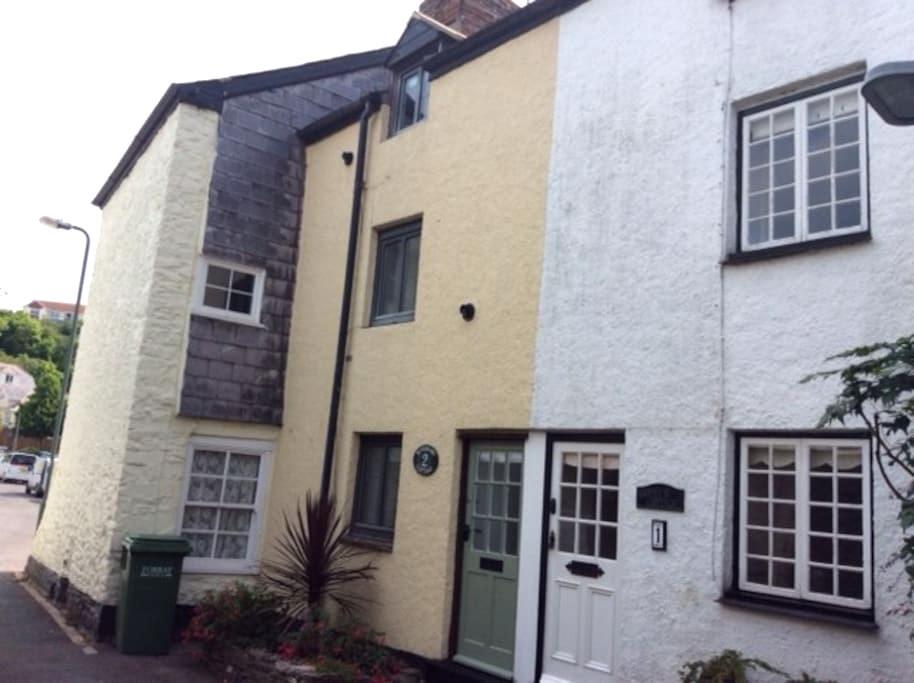Rosemary Cottage, Brixham - Brixham - Maison