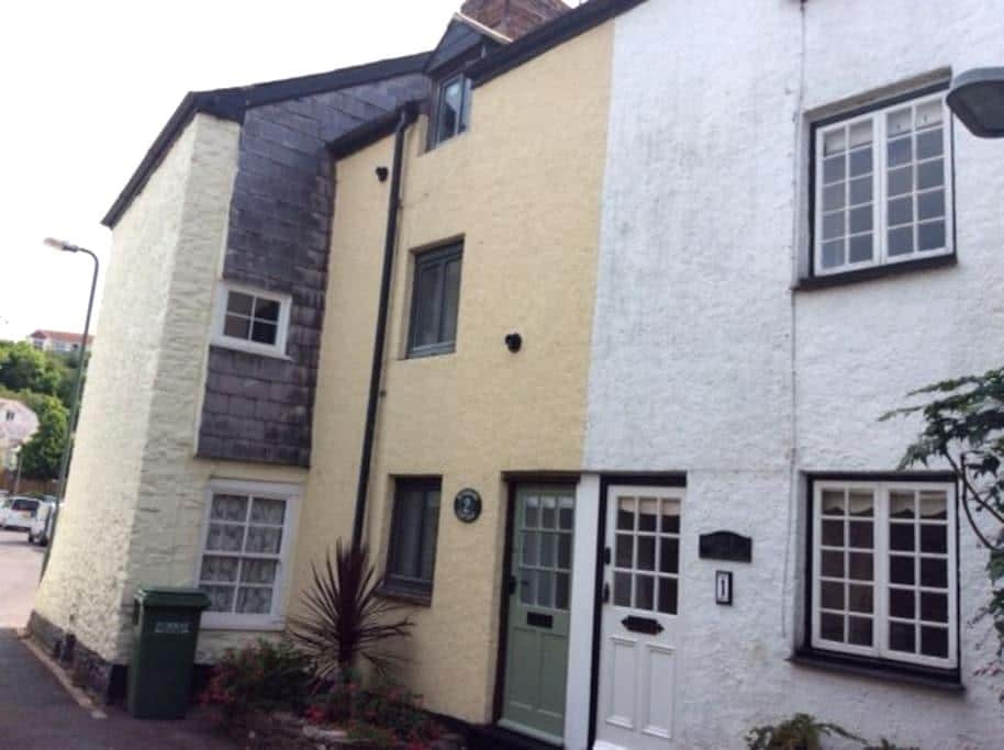 Rosemary Cottage, Brixham - Brixham - Huis