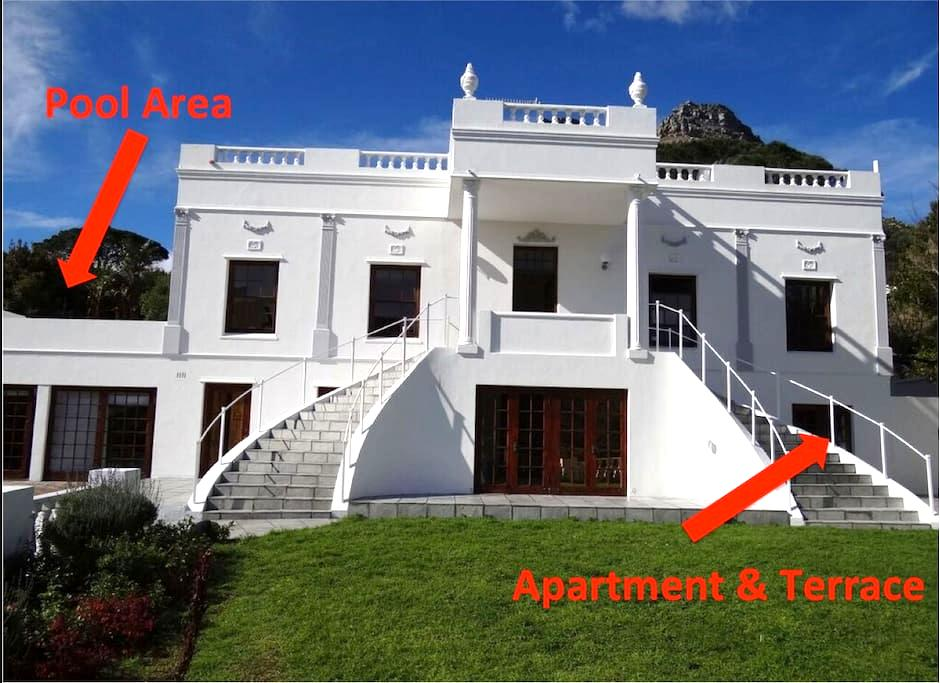 holiday apartment incl pool - Cape Town - Apartament