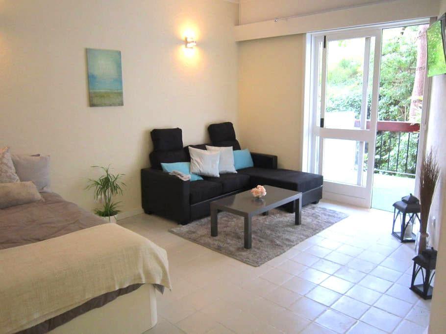 Excellent Studio apartment close to Train&Beaches - Estoril