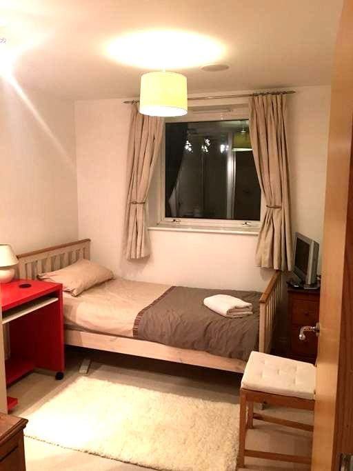 Central, single with private bath - Chelmsford - Lägenhet