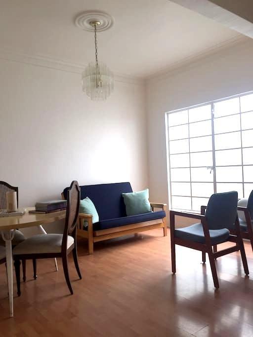 Cozy flat in premium neighborhood - Ciudad de México - Apartment