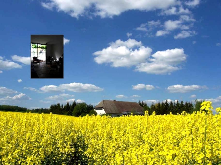 Room near Müritz National Park #1 - Ankershagen