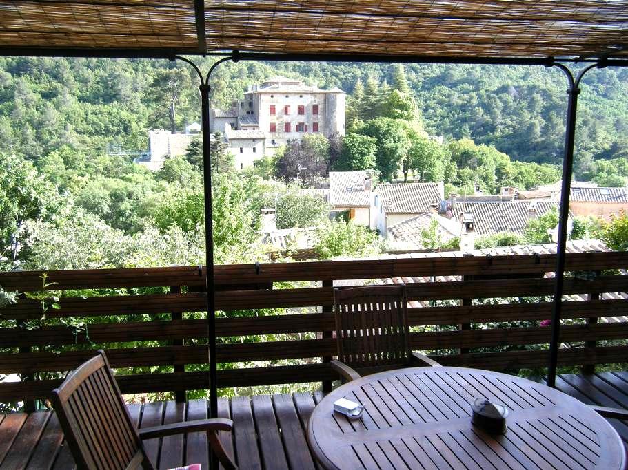 le chalet provençal - Vauvenargues - Villa