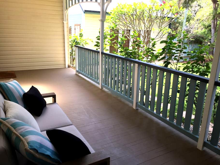 Shipwright's Beach House - Nambucca Heads - House