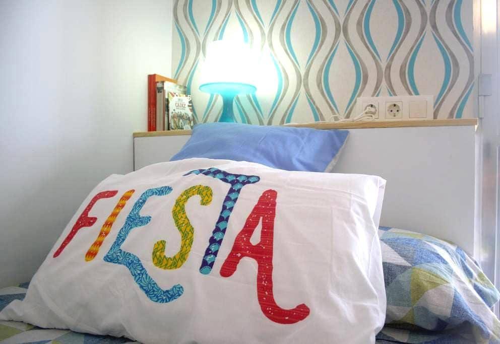 TURQUOISE ROOM at La Alameda - เซวิลล่า - ที่พักพร้อมอาหารเช้า