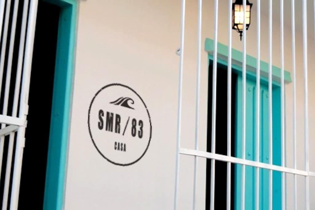 Apartamento privado Casa Colonial - Santa Marta - Hus