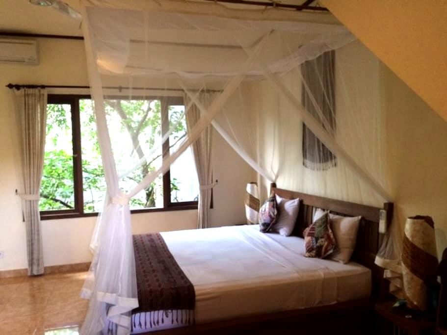 Jawi House & Painter - Garden Room - Ubud - Bed & Breakfast