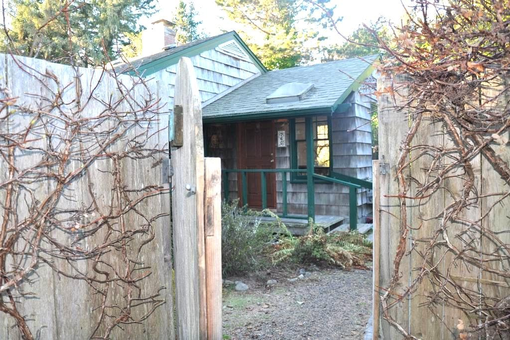 Historical Cottage in Little Beach - gearhart - Huis