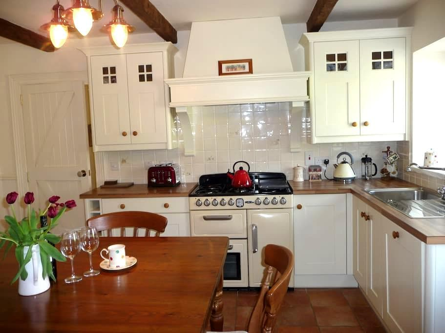 Cosy Country Cottage-Rural Location - Omagh
