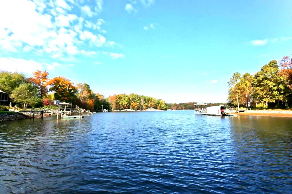 Stunning views! Great Location! - Mooresville - Casa
