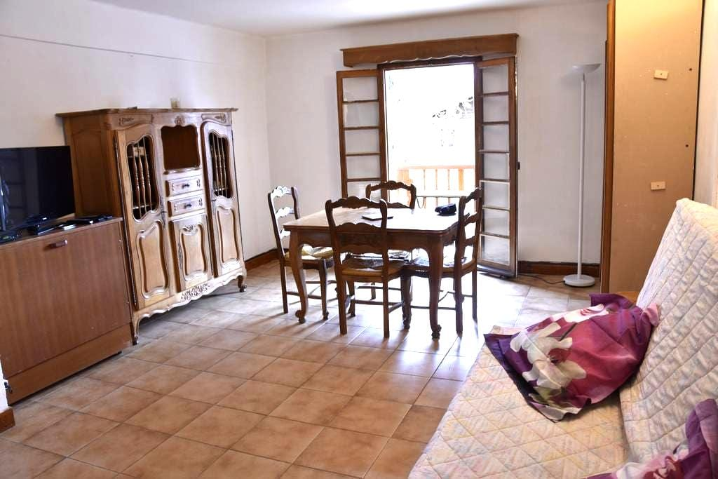 Studio pour 5 couchages - Guillaumes - Wohnung