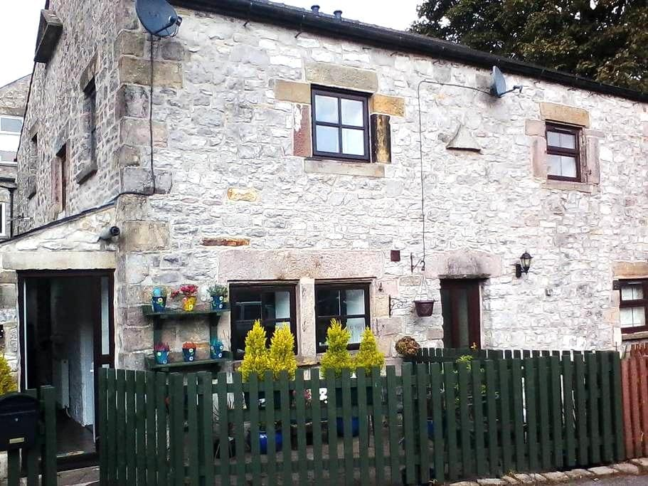 Buxton Town Edge Character Cottage - Buxton - Huis