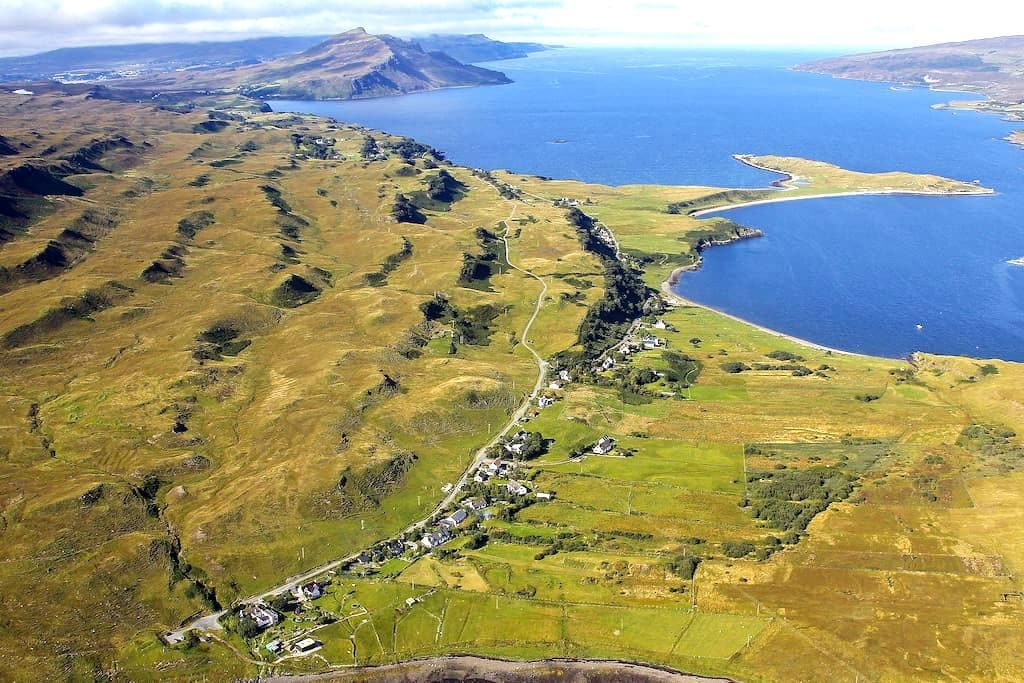 Braes Retreat - Garden Apartment - Isle of Skye - Lejlighed