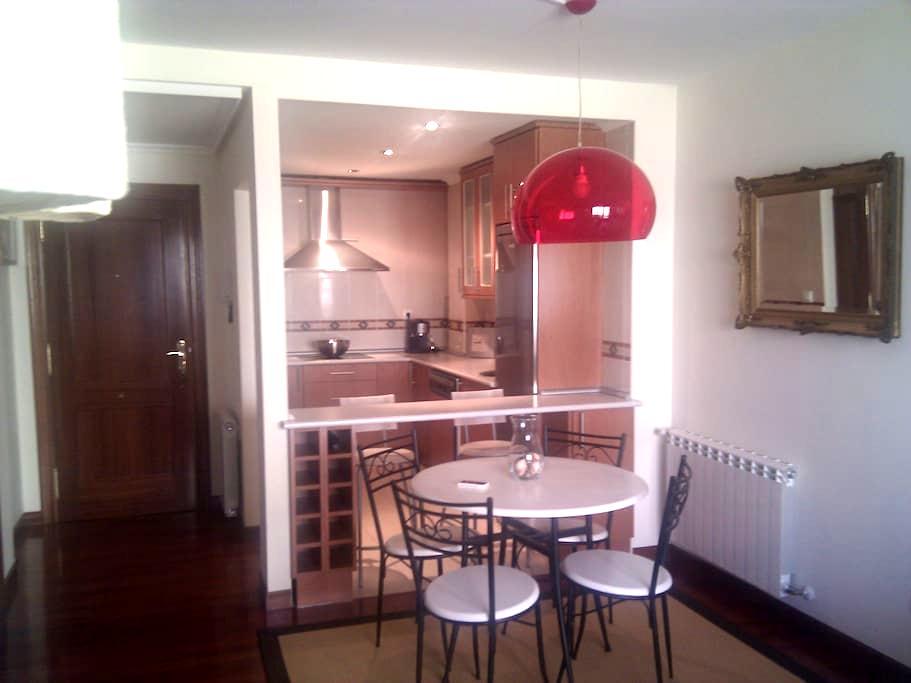 Apartamento junto a Cabárceno. - Kantabrien - Lejlighed