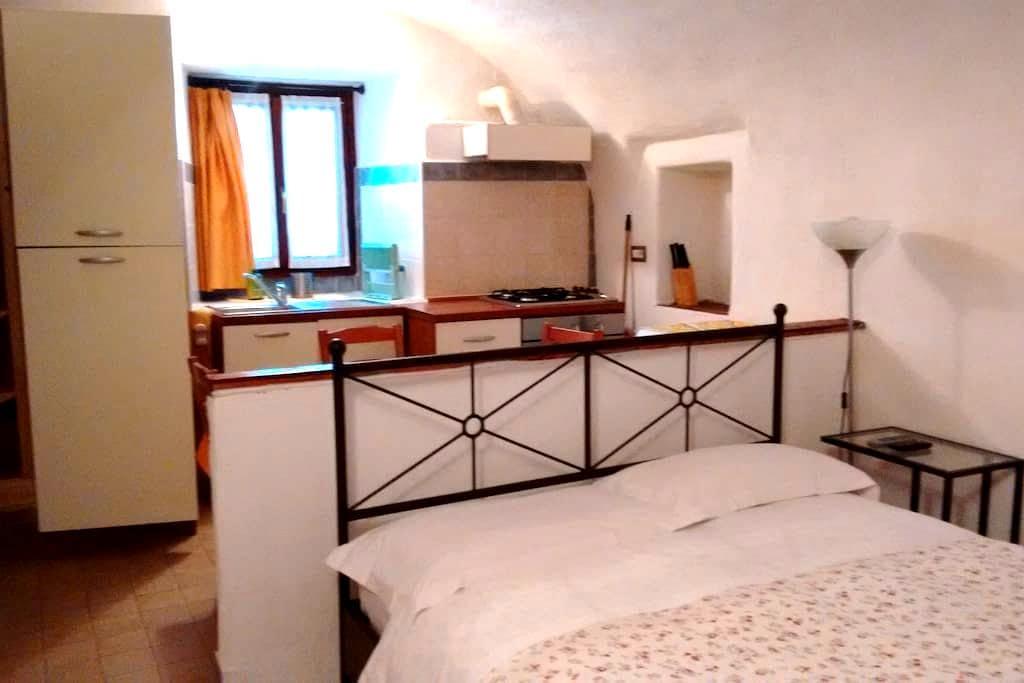 monolocale in antica baita - Pragelato - Wohnung