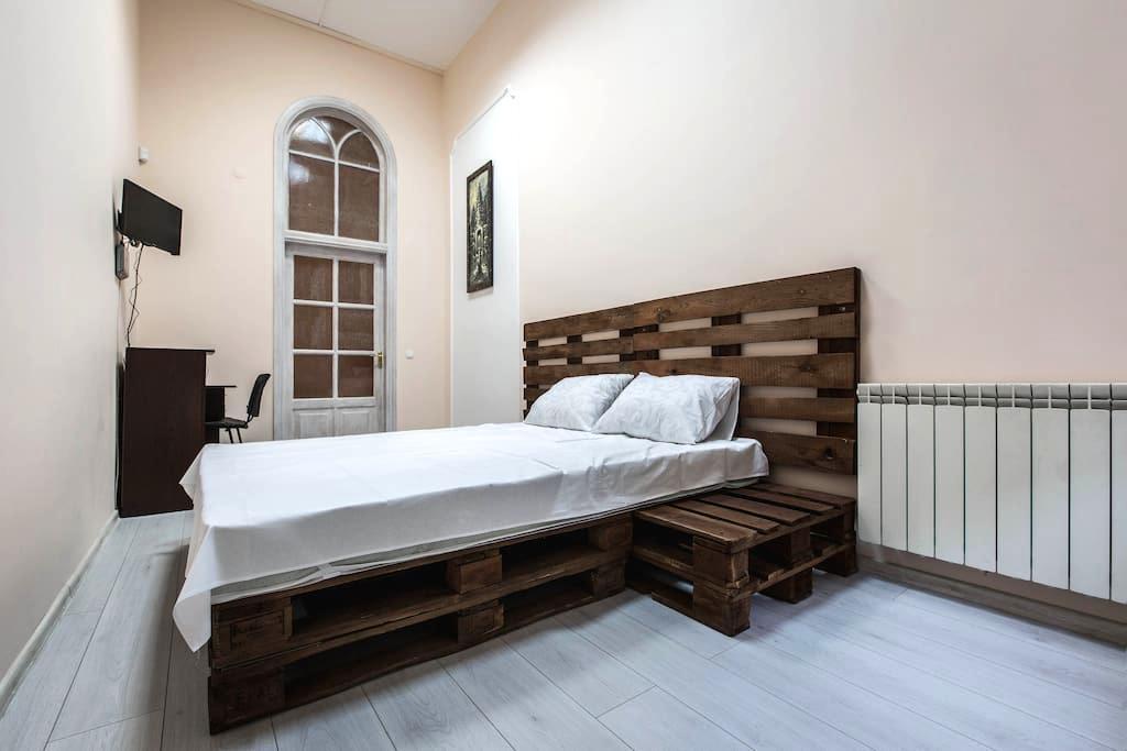 Двухместный номер в хостеле - Kiev