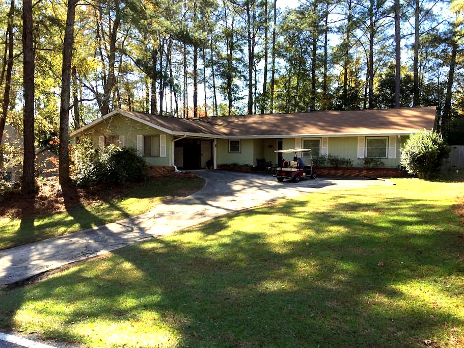 All Inclusive home for 6 - Peachtree City - Rumah