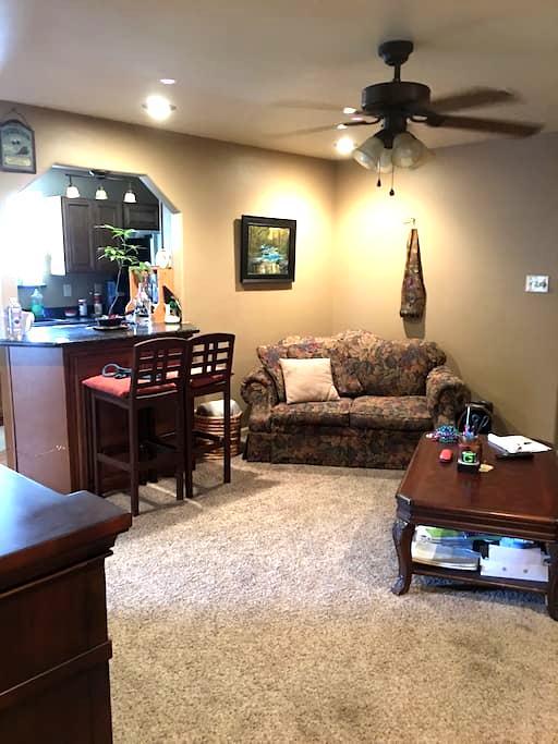 Room to spare Chalmette LA - Chalmette - Huis