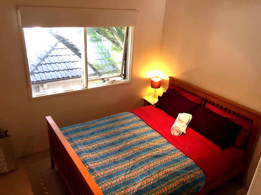 Sydney Queen Bed W Modern Amenities - Vaucluse - Pis