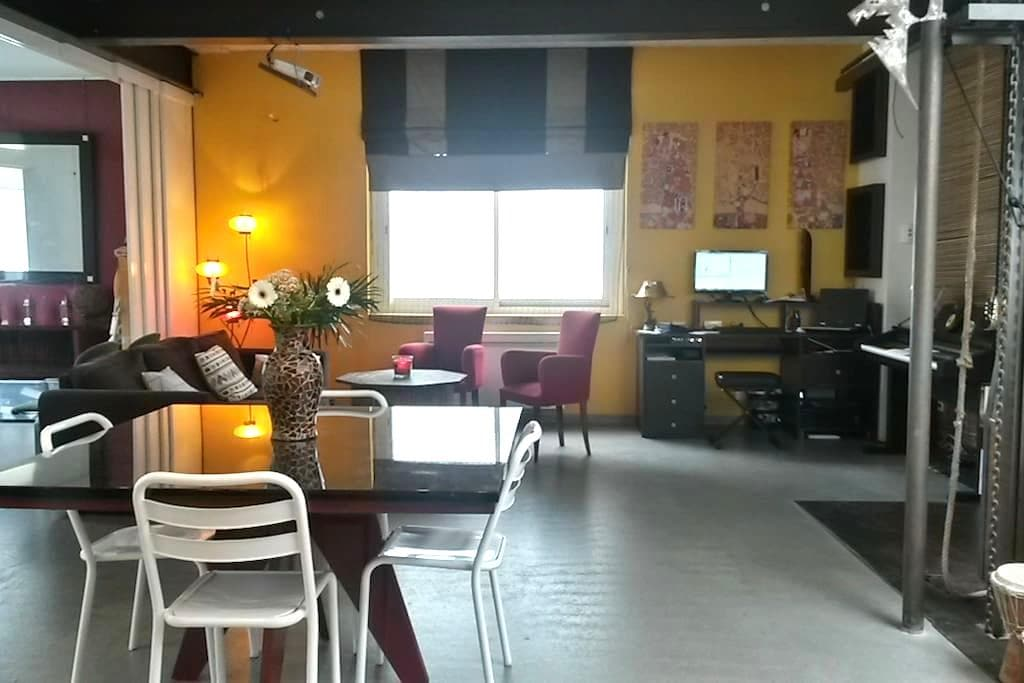 Agréable loft 90 m2 Coeur de la Doutre - Angers - Loft
