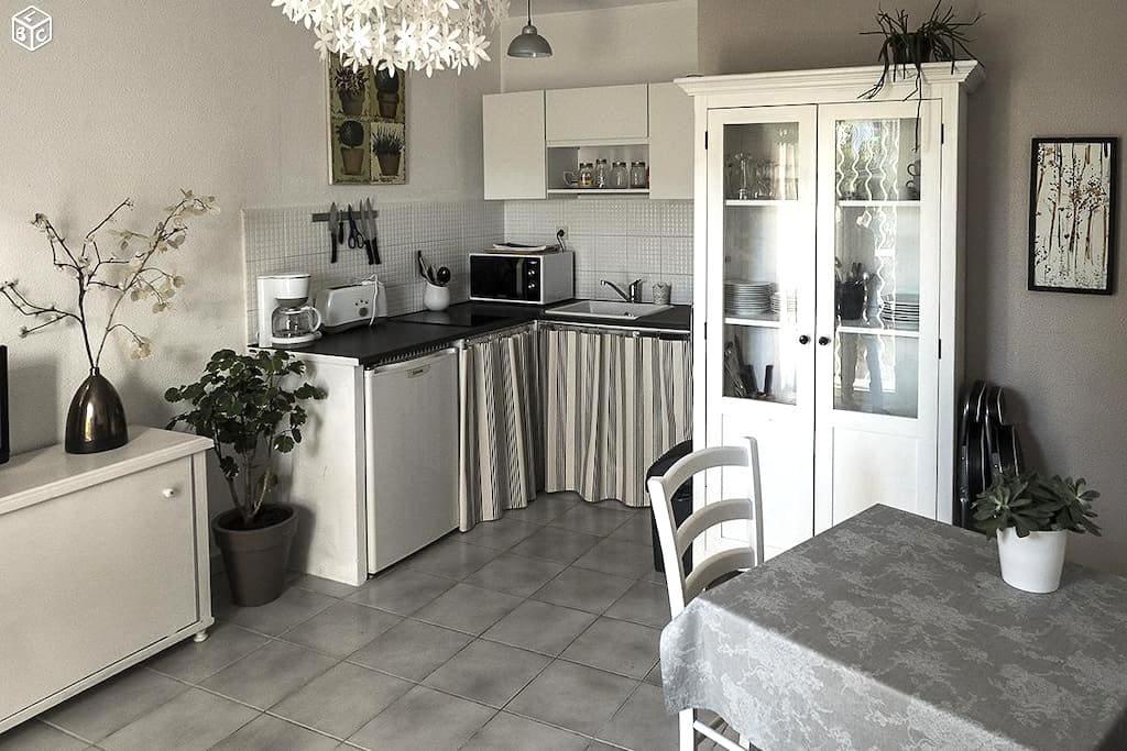 Un jardin en ville! - Montpellier - Apartemen