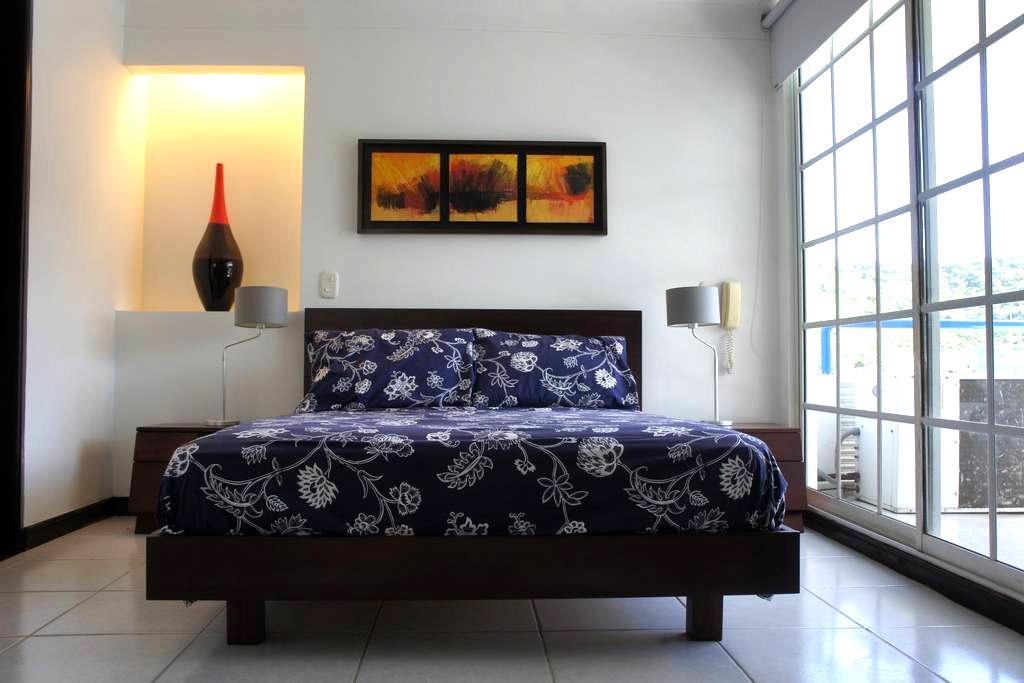 Cozy Apartment in Pozos Colorados - Santa Marta - Wohnung