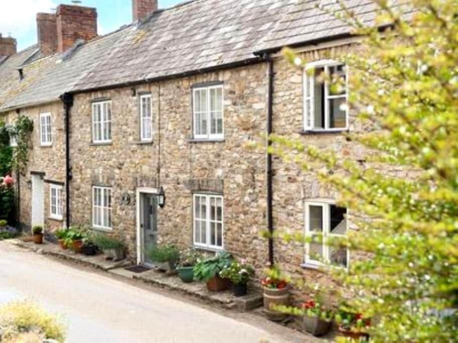 Fern Dale Cottage Stockland Honiton - Honiton - Hus