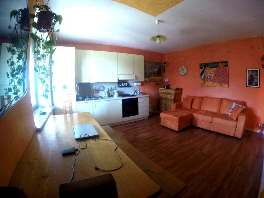 Panoramico appartamento vista mare - Rosignano Solvay - Διαμέρισμα