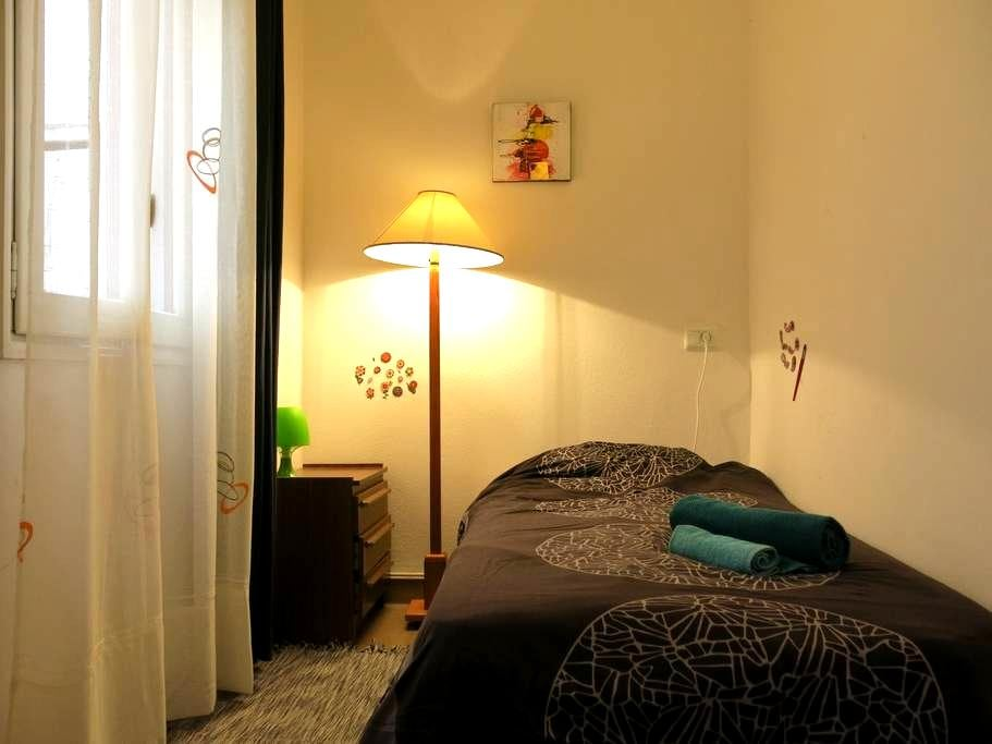 Cosy single room in the very centre of Ibiza Town - Ίμπιζα - Διαμέρισμα