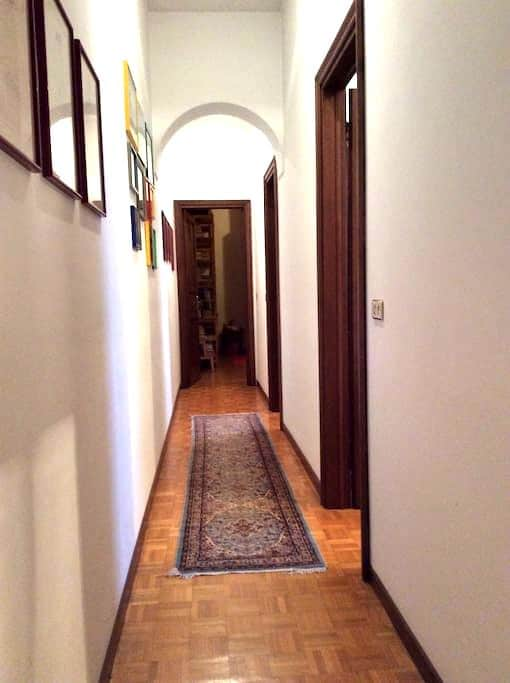 Single Room #2 in historical centre (with kitchen) - Mantova - House