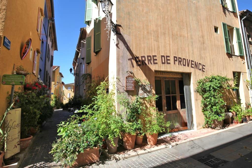 Chambre dans une maison de village Mouans-Sartoux - Mouans-Sartoux - Talo