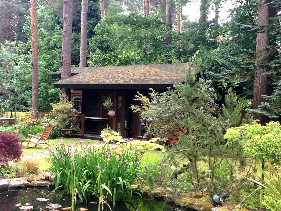 Garden cabin - sleeps 2. - Ascot - Cottage
