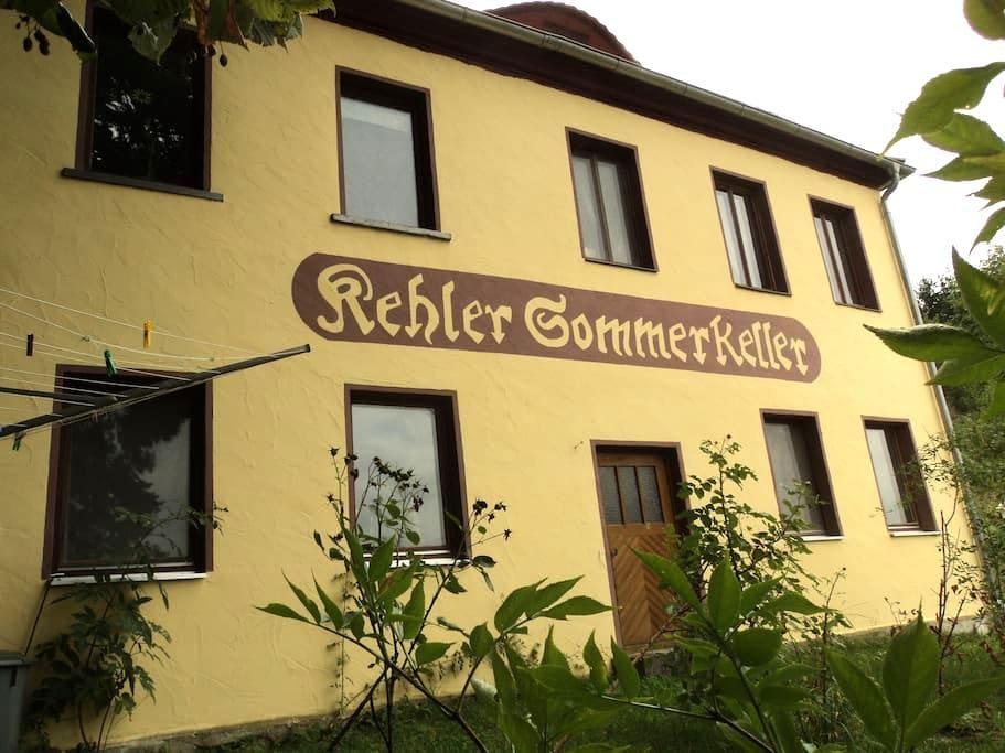 In der Mitte Bayerns Natur erfahren - Weissenburg in Bayern - Pousada