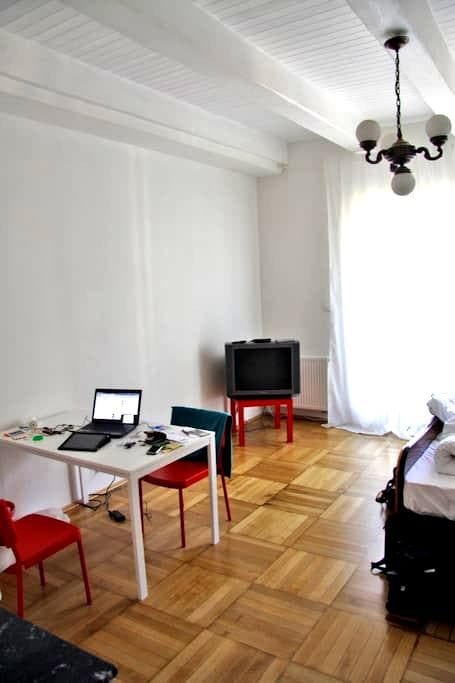 cool '30s studio, perfect location - Pilsen - Appartement