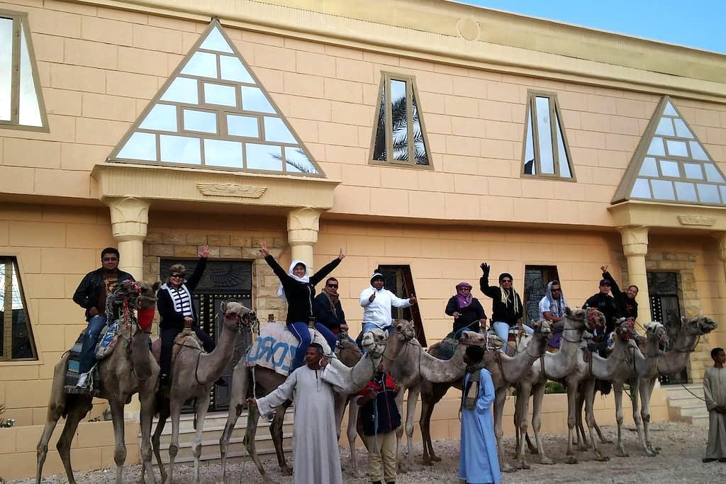 PYRAMIDS LUXOR HOTEL - Luxor - Bed & Breakfast