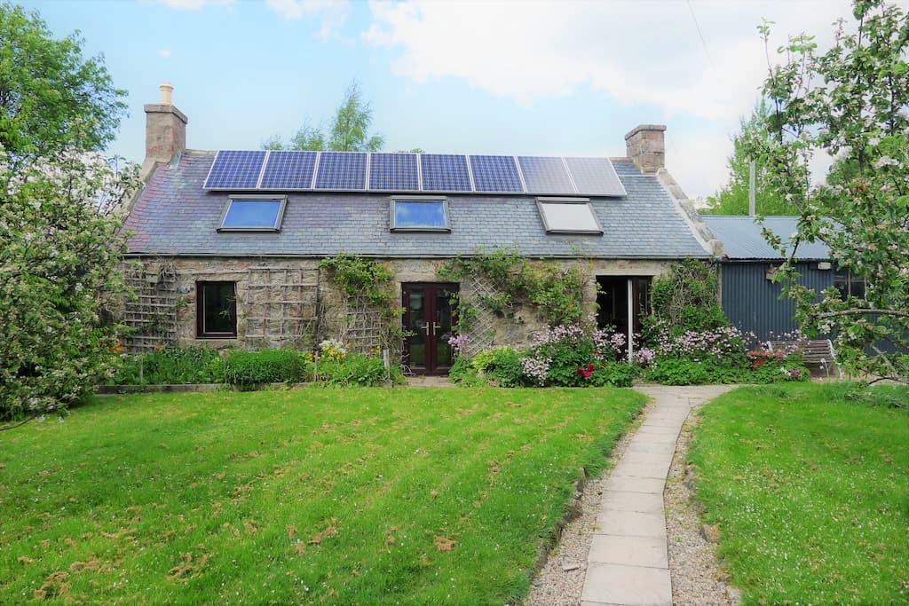 Braeburn Bothy - Finzean - House