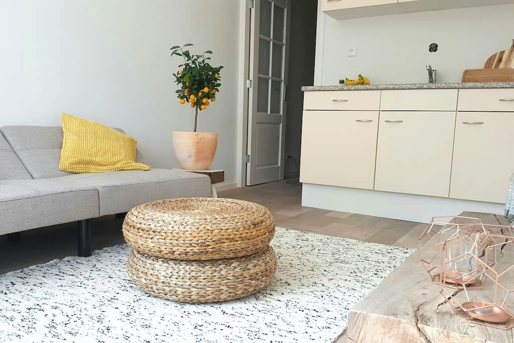 Beautiful apartment at the best location! - Alkmaar