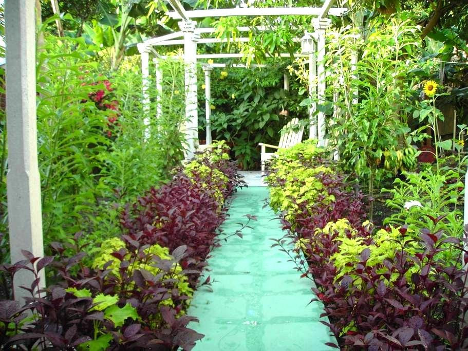 ★Exotic nature views★Divine food★Perfect location★ - Baracoa - Haus