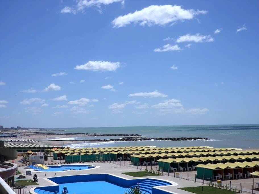 Departamento en Mar Del Plata para 3 personas. - Mar del Plata