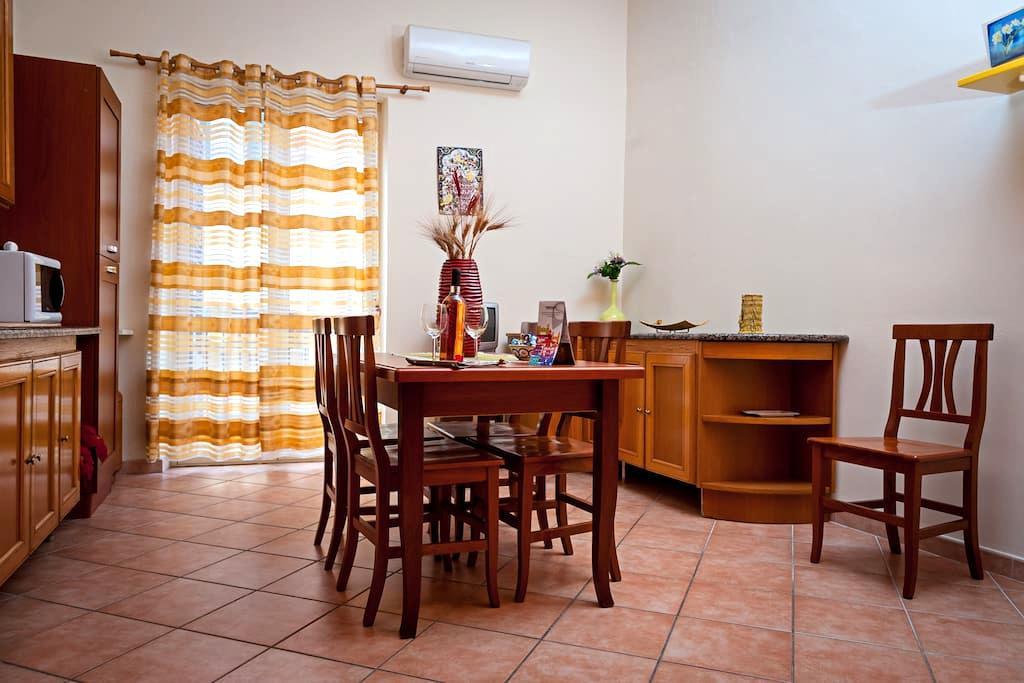 Archimede - Appartamento in centro - Free wifi - Palermo - Apartamento