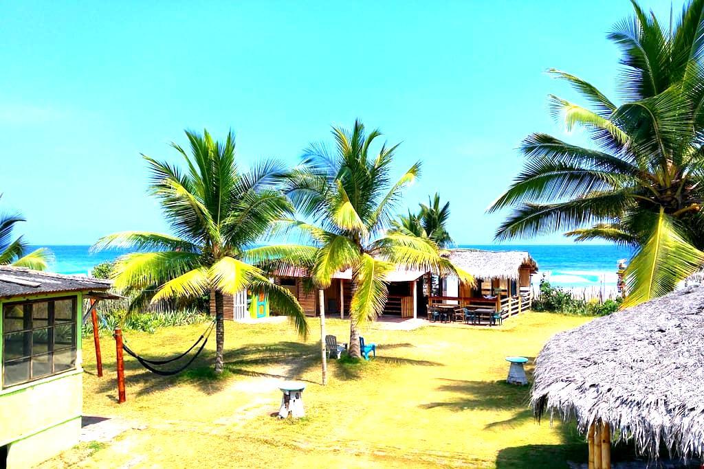2 bedroom suite with beach views. - Montañita - Pousada