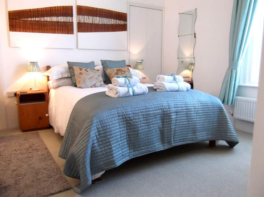 Alum House-Double Room 1 - Whitby - Bed & Breakfast